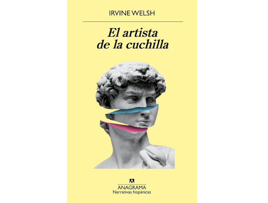 'El artista de la cuchilla', Irvine Welsh