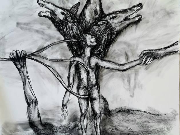 Mis demonios. Yuniel Delgado Castillo (La Neomudejar)