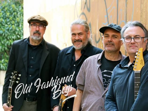 Old Fashioned Boys, Foto:  Patricia Radovic