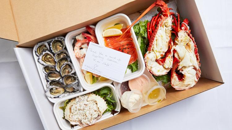 seafood box catalina