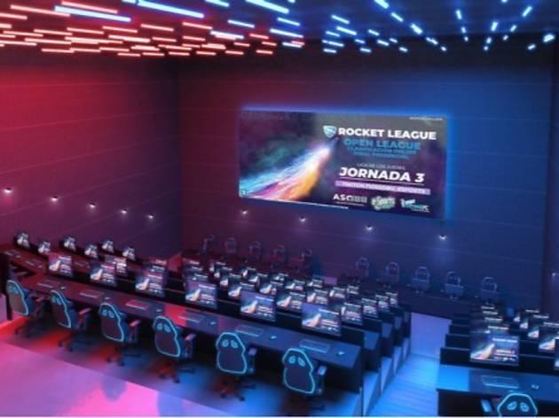 Asobu eSports Arena