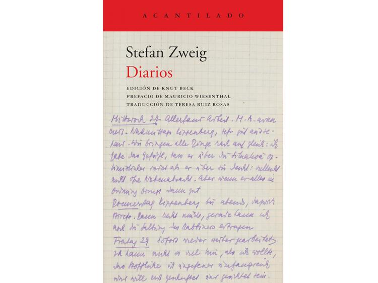 'Diarios', de Stefan Zweig