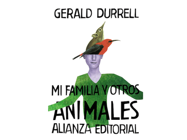 'Mi familia y otros animales', Gerald Durrell