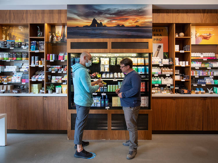 An open embrace for the cannabis industry