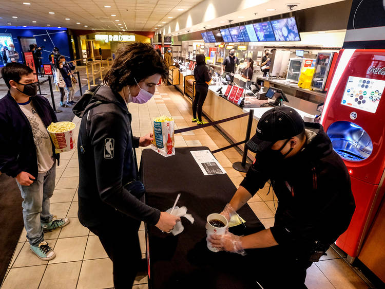 L.A. County will require masks again—indoors only—starting Saturday