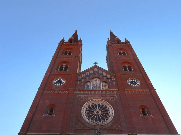 slavonia, slavonija, summer, ljeto, travel, trip, itinerary, dakovo, cathedral