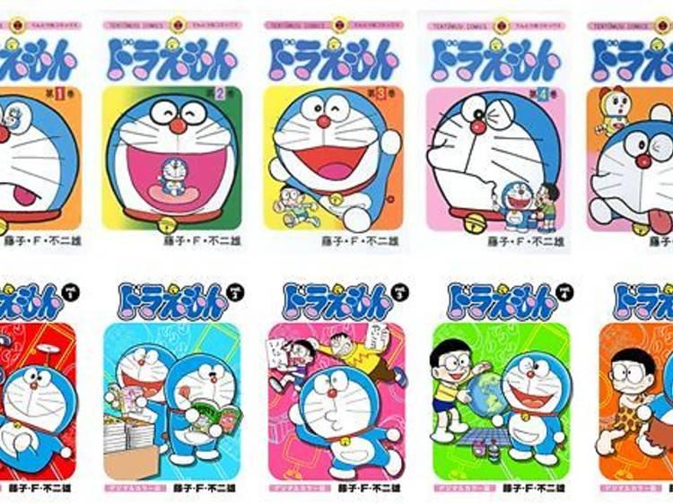 6 best manga for learning Japanese