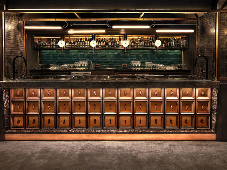 New bar: Apothecary
