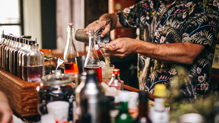 Copa - bar em Santos