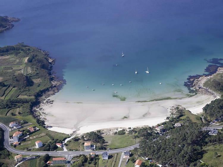 Playa de Estorde, A Coruña