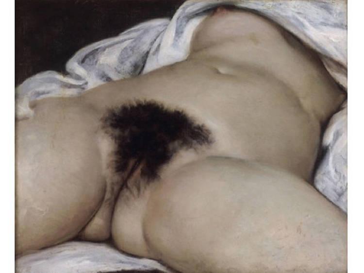 Musée d'Orsay • L'Origine du monde (Gustave Courbet, 1866)