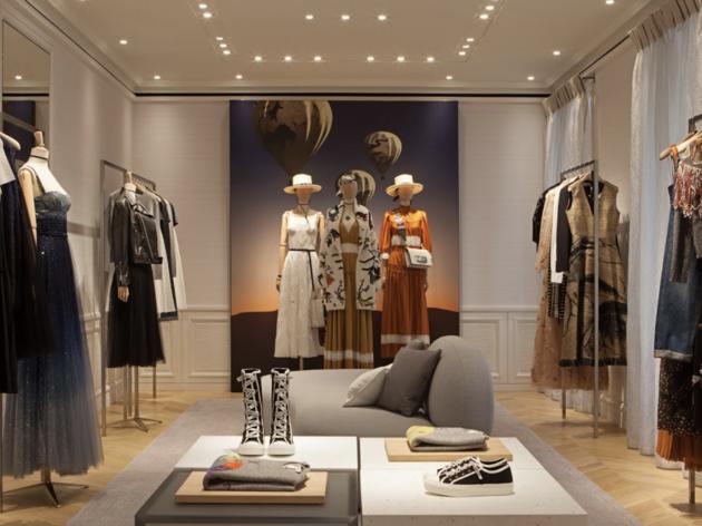 Tienda Dior en Madrid