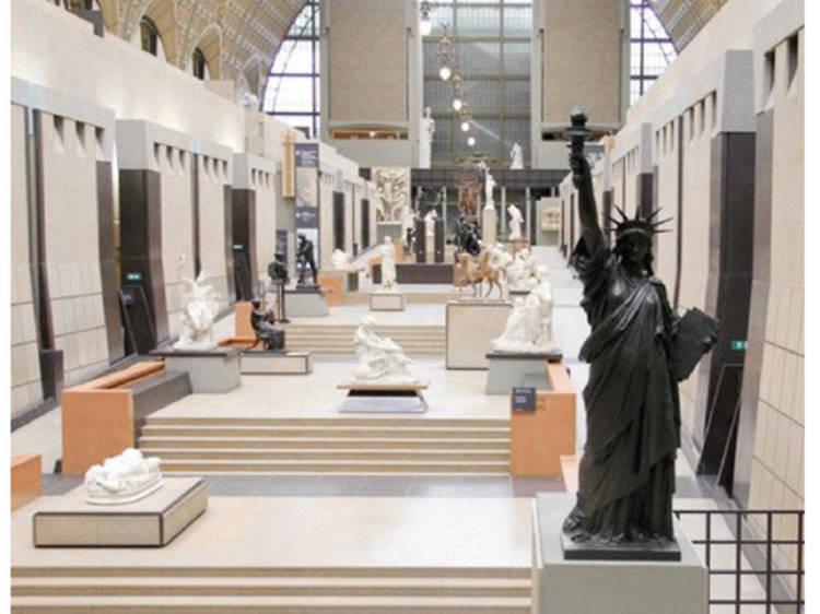 Musée d'Orsay • La Statue de la Liberté (Auguste Bartholdi, 1899)