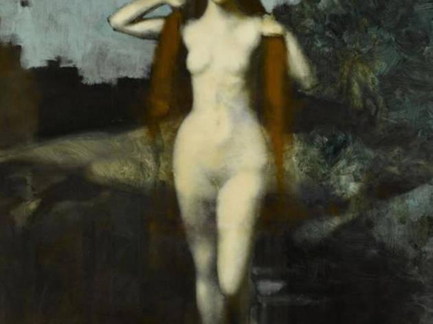 © Rmn Jean-Jacques Henner, 'La Vérité', 1898-1902