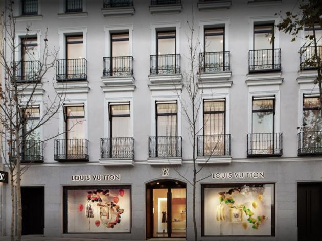 Tienda Louis Vuitton en Madrid