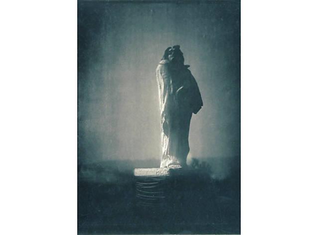 © Musée Rodin Edward Steichen, 'The Open Sky, 11pm' (Photo du monument à Balzac d'Auguste Rodin), 1908