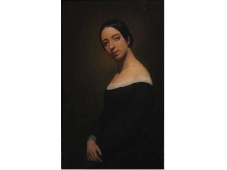 Musée de la Vie romantique • Pauline Viardot (Ary Scheffer, 1840)