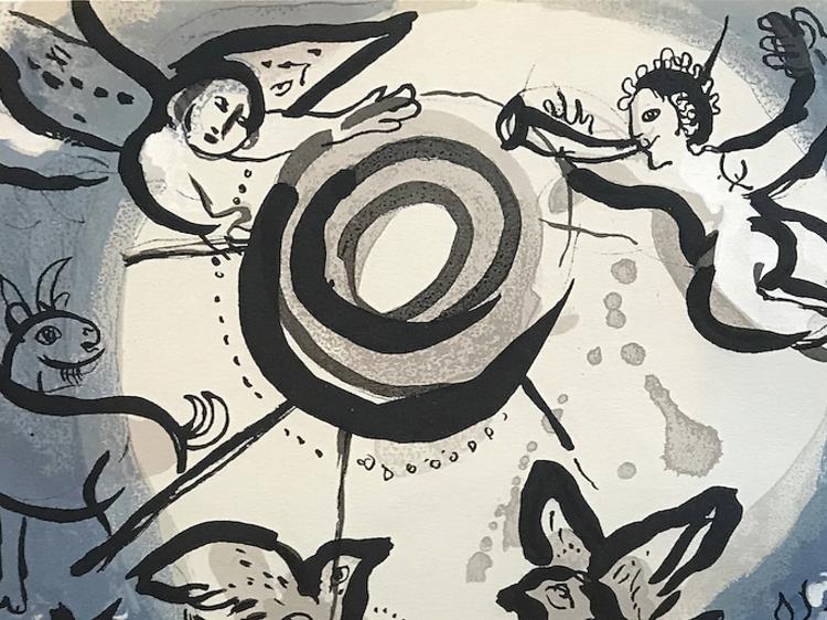 Chagall. Els estats de l'ànima