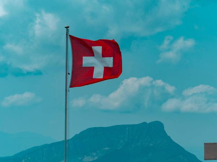 Switzerland on high alert after heavy floods continue to bring chaos