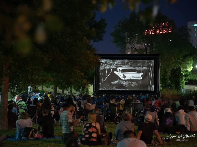 Film Noir au Canal