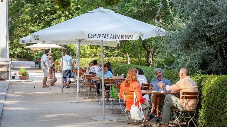 Restaurante del Jardín Botánico (foto: Sebastián Bejerano)