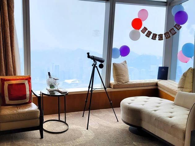 The Ritz-Carlton Deluxe Victoria View Suite