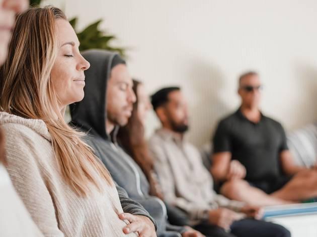 Soul Alive Meditation Class