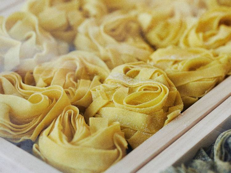 Pasta Poetry