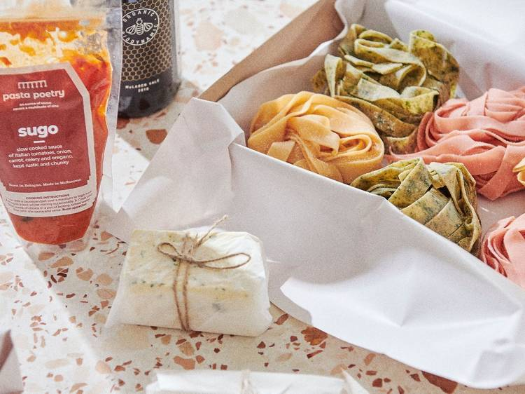 Order these at-home meal kits to make rainy day dinners easy