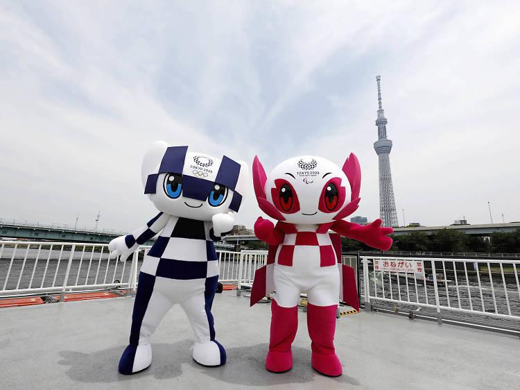 東京オリンピック・パラリンピックガイド