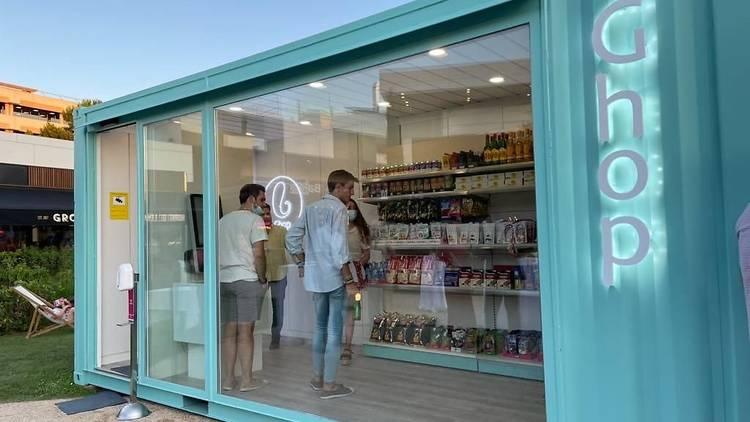 Ghop, primer supermercado inteligente de España