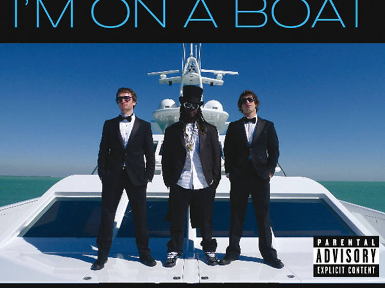"""""""I'm on a Boat"""" by The Lonely Island"""