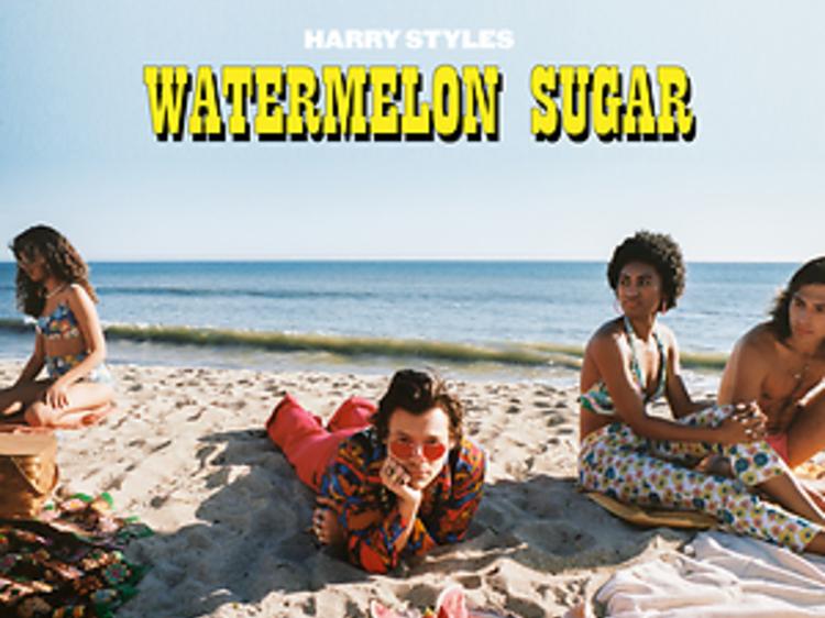 """Watermelon Sugar"" by Harry Styles"