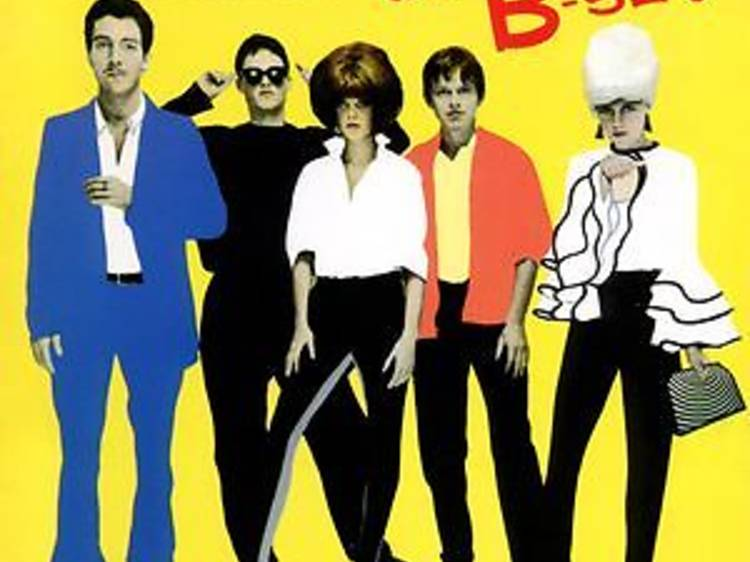 """""""Rock Lobster"""" by the B-52s"""