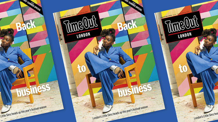 Little Simz is back to business in this week's Time Out London