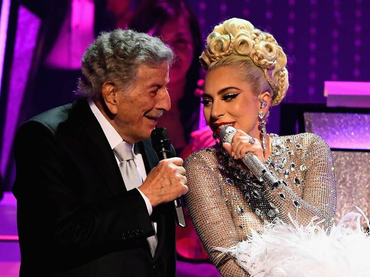 Lady Gaga and Tony Bennet are performing at Radio City Music Hall