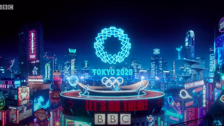 BBC Olympic Trailer