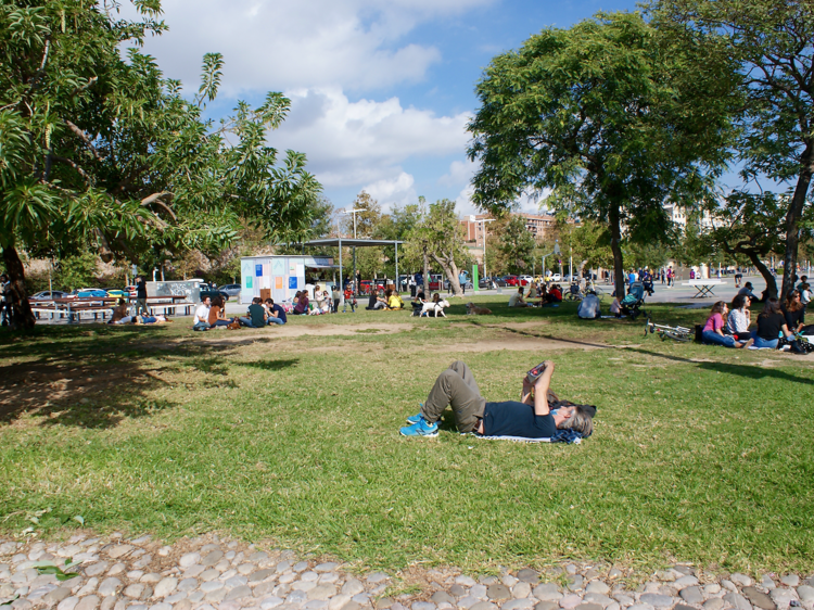 Les millors terrasses de Barcelona