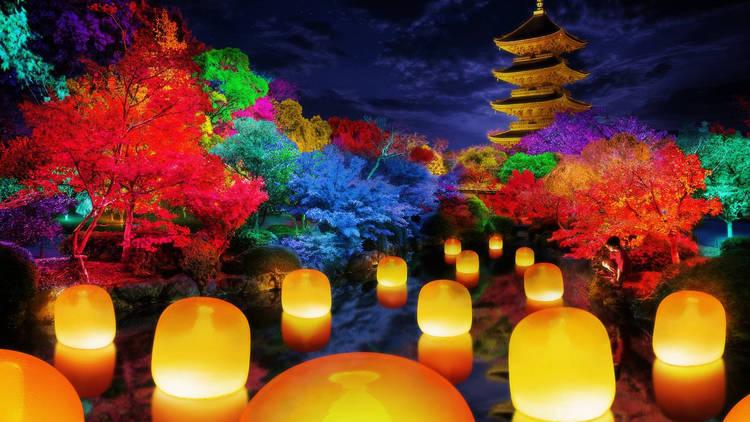teamLab Kyoto