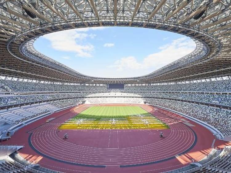 東京で行くべきオリンピックにまつわる場所5選