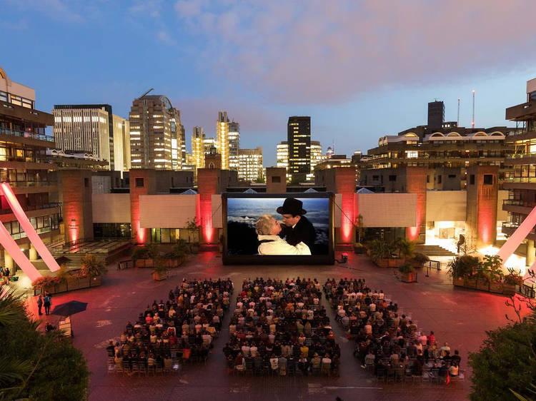 Barbican Outdoor Cinema