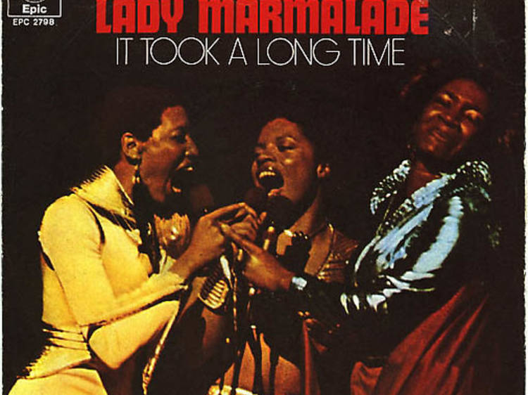 """""""Lady Marmalade"""" by Labelle"""