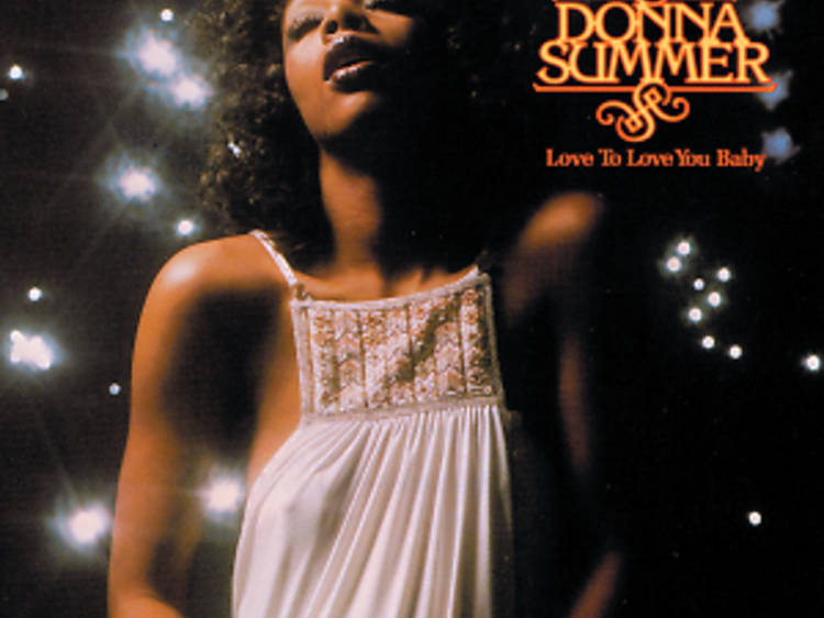 """""""Love to Love You Baby"""" by Donna Summer"""