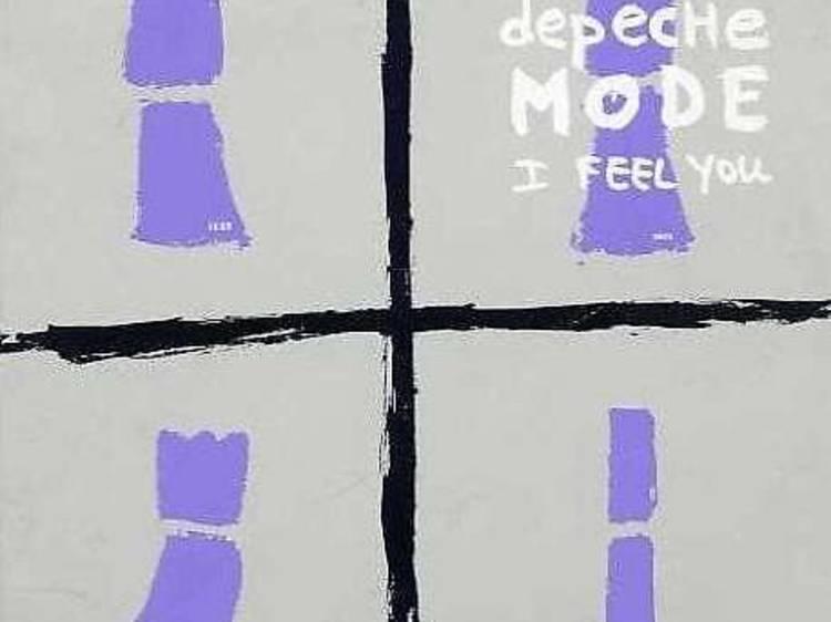 """I Feel You"" by Depeche Mode"