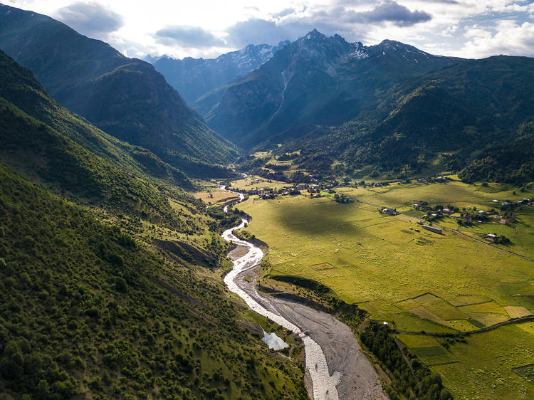 Hikers: you need to check out this epic new trail connecting Europe and Asia