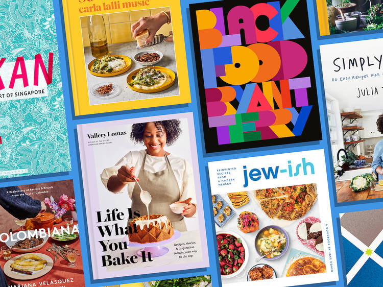The 33 best new cookbooks to buy in 2021