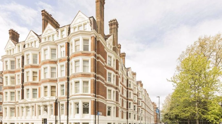 The singer lived in Bloomsbury in the 1970s