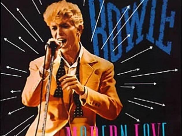 Bowie Modern Love