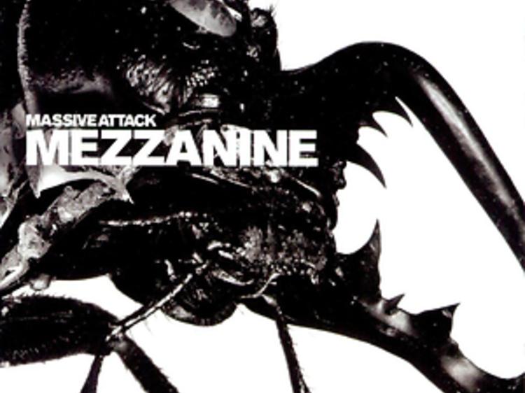 """Teardrop"" by Massive Attack"