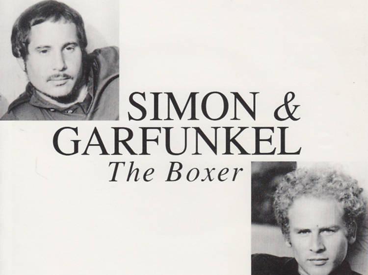 """The Boxer"" by Simon & Garfunkel"